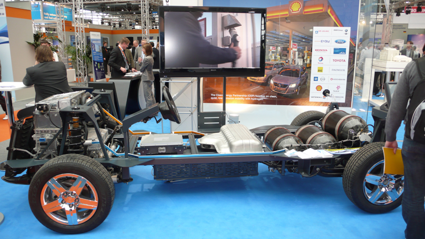 opel chassis